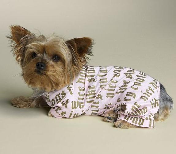 piżama dla psa