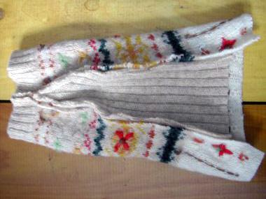 sweterek dla psa