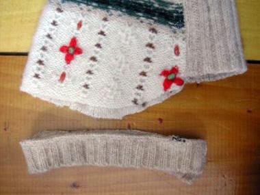 jak zrobić sweterek dla psa