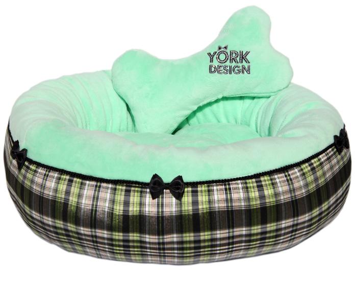 110eb1f0f9b0f7 Legowisko dla psa oponka zielona exclusive
